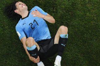 Cavani, a sprawa Urugwaju – Matuidi bez złudzeń