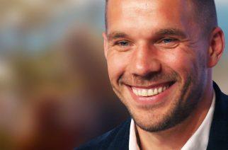 """Będzie transferowy hit? Lukas Podolski """"za nie dugo"""" w Górniku Zabrze"""