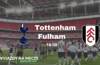 Wyjazd na mecz Tottenhamu z Fulham (przelot, bilety na mecz, nocleg)