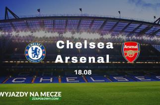 Wyjazd na derby Londynu! Zobacz starcie Chelsea – Arsenal na żywo (przelot, bilety na mecz, nocleg)