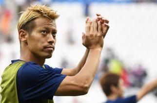 Bycie piłkarzem to za mało. Keisuke Honda trenerem egzotycznej reprezentacji