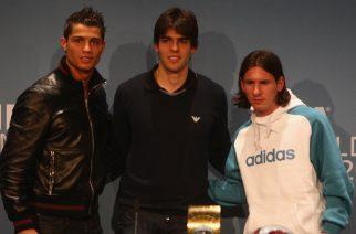 Koniec duopolu Messi-Ronaldo? Według Kaki – tak
