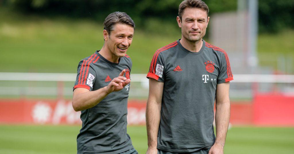 Niko Kovac zmaga się z coraz większym bałaganem w Bayernie Monachium