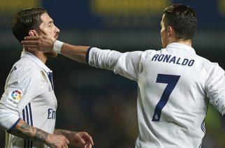 Prztyczek Ronaldo w stronę Realu, Ramos odpowiada