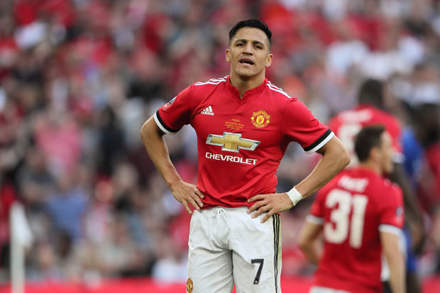 Alexis Sanchez (fot. dailystar.co.uk)