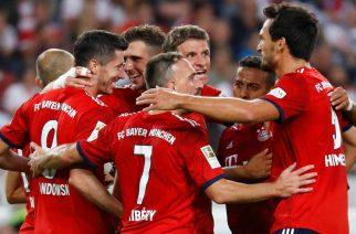 100 bramek + 100 asyst? W Bundeslidze tylko dla graczy z tym samym nazwiskiem