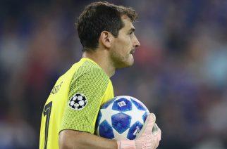 Iker Casillas zakończył piłkarską karierę!