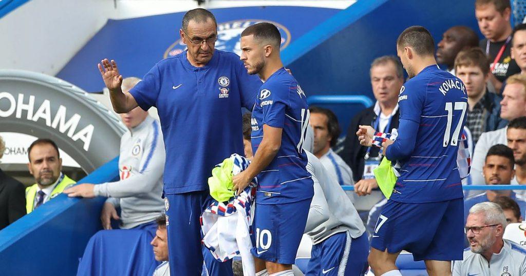 Fenomenalna forma Edena Hazarda na początku tego sezonu może zaprowadzić Chelsea do ligowego tytułu