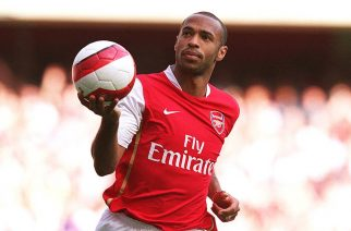Thierry Henry (fot: Arsenal)