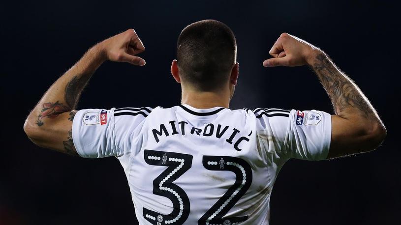 Czy Mitrović już niedługo zostanie nową gwiazdą Premier League?