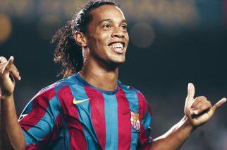 """Zaskakujący idol Ronaldinho. """"Naśladowałem go przez długi czas"""""""