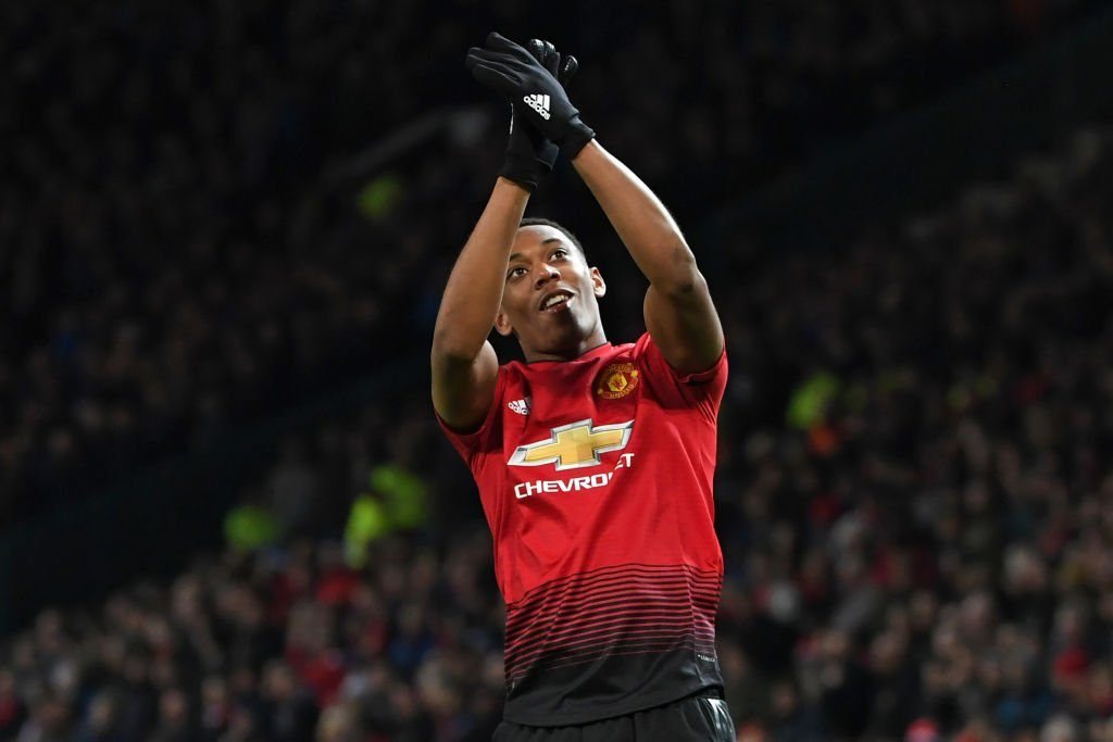 Anthony Martial (fot. Sky Sports)