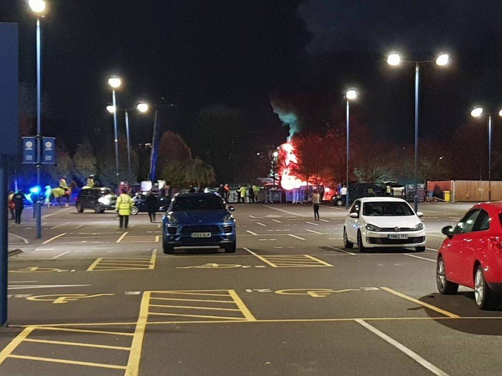 Katastrofa w Leicester. Pierwsze doniesienia są wstrząsające