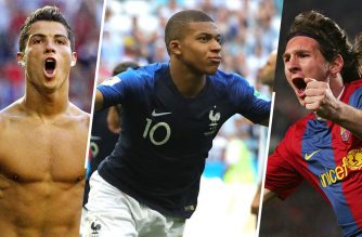Ronaldo, Messi i Mbappe w wieku 19 lat. Który był lepszy?