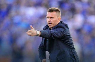 Leszek Ojrzyński:  Każdy wiedział, że jak przegramy drugi raz w ciągu tygodnia, to będzie to klapa na całego