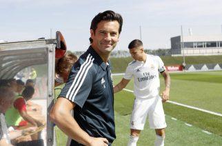 Santiago Solari poradzi sobie w Realu Madryt?