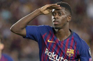 """""""Halo, czy jest z nami piłkarz?"""" – Dembele zaginął Barcelonie"""