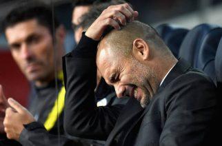 """Guardiola po triumfie: """"Przykro mi, że to w naszych rękach"""""""