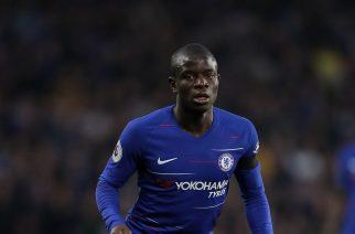 Piłkarze Chelsea stają w obronie N'Golo Kante