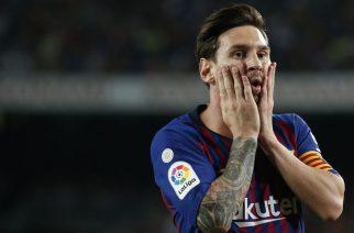 Nie tylko Cristiano Ronaldo. Messi musi gonić… Sunila Chhetriego