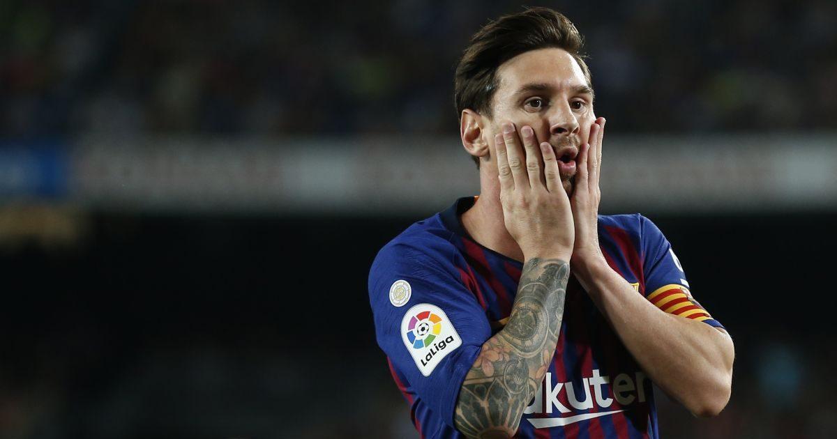 Barcelona wydaje na pensję Messiego tygodniowo 500 tysięcy funtów