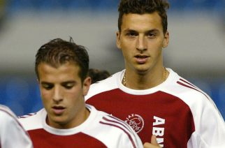 """Rafael van der Vaart: """"Zlatan groził, że połamie mi nogi"""""""