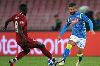 Liverpool podejmie dziś na własnym stadionie Napoli