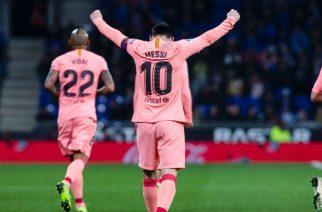 Messi dał najlepszą możliwą odpowiedź na wyniki Złotej Piłki