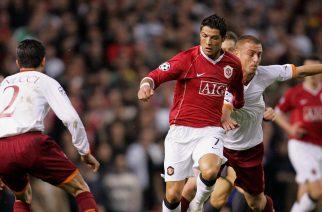 """""""Nie ma tam zawodnika, z którym wymieniłbym się koszulką"""", czyli skąd u Ronaldo nienawiść do AS Roma"""