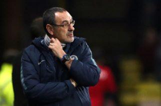 Plaga kontuzji w Chelsea. Maurizio Sarri ma spory ból głowy w kontekście ofensywy drużyny