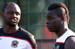 """Trener OGC Nice, Patrick Vieira, o Balotellim: """"Czasem chciałbym rzucić nim o ścianę…"""""""