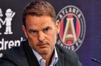 Lepsza organizacja w MLS, niż w Interze i Crystal Palace? Frank de Boer wbija szpilkę byłym klubom
