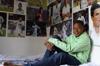Pamiętacie słynny pokój Mbappe? Francuz zamienił plakaty z Ronaldo na… swoje
