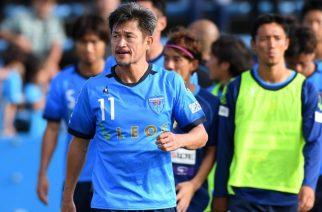 Stary człowiek i może – Kazuyoshi Miura podpisał nowy kontrakt. Przed 52. urodzinami!