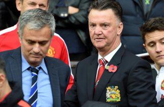 Jose Mourinho i Louis van Gaal