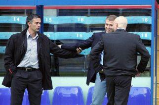 Jose Mourinho i Roman Abramowicz