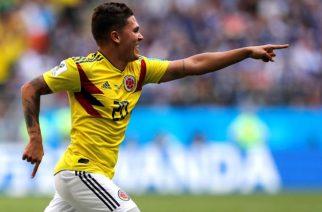 Quintero był jednym z najlepszych graczy Kolumbii na zeszłorocznych mistrzostwach świata