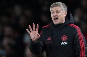 Ole Gunnar Solskjaer (Manchester United)