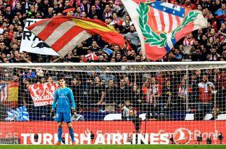 """Kibice nie odpuszczają. Thibaut Courtois """"przywitany"""" na Wanda Metropolitano!"""