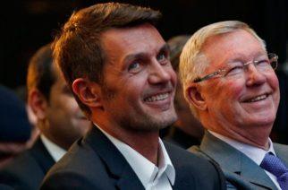 Sir Alex Ferguson wspomina próbę ściągnięcia Maldiniego. Przeszkodził… jego ojciec