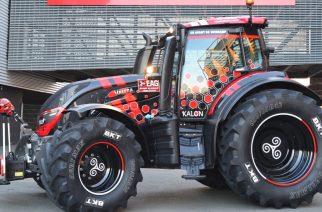 Liga farmerów? Klub Ligue 1 zaprezentował… swój oficjalny traktor