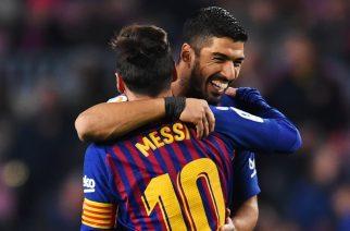 """""""Zostań tam, jeśli chcesz"""" – Luis Suarez wspomina, jak wskoczył na szpicę w Barcelonie"""