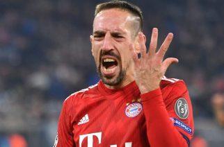 """Ribery wielkim pokrzywdzonym? """"To było strasznie niesprawiedliwe"""""""
