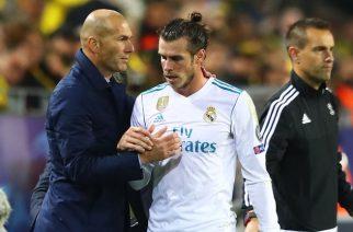 Zinedine Zidane  i Gareth Bale
