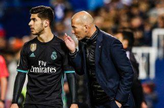 Zinedine Zidane odkrywa pierwsze karty? Specjalna rola Marco Asensio