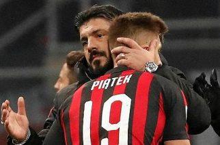 """""""Misja: Podbić Mediolan"""", czyli jak Gattuso stał się najlepszy i myślał, że Piątek ma z nim problem"""
