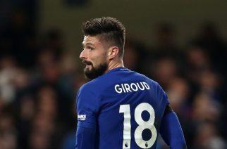 Olivier Giroud rozczarowany swoją pozycją. Francuz postawi klub pod ścianą?