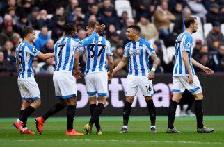 Niecodzienny wyczyn Huddersfield nie pomógł drużynie w zdobyciu nawet punktu!