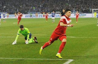 Dawid Kownacki wita się z Bundesligą. Dwa gole i ważne zwycięstwo!