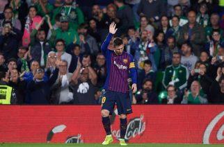 Owacja całego stadionu. Leo Messi ponownie na ustach całej Hiszpanii!
